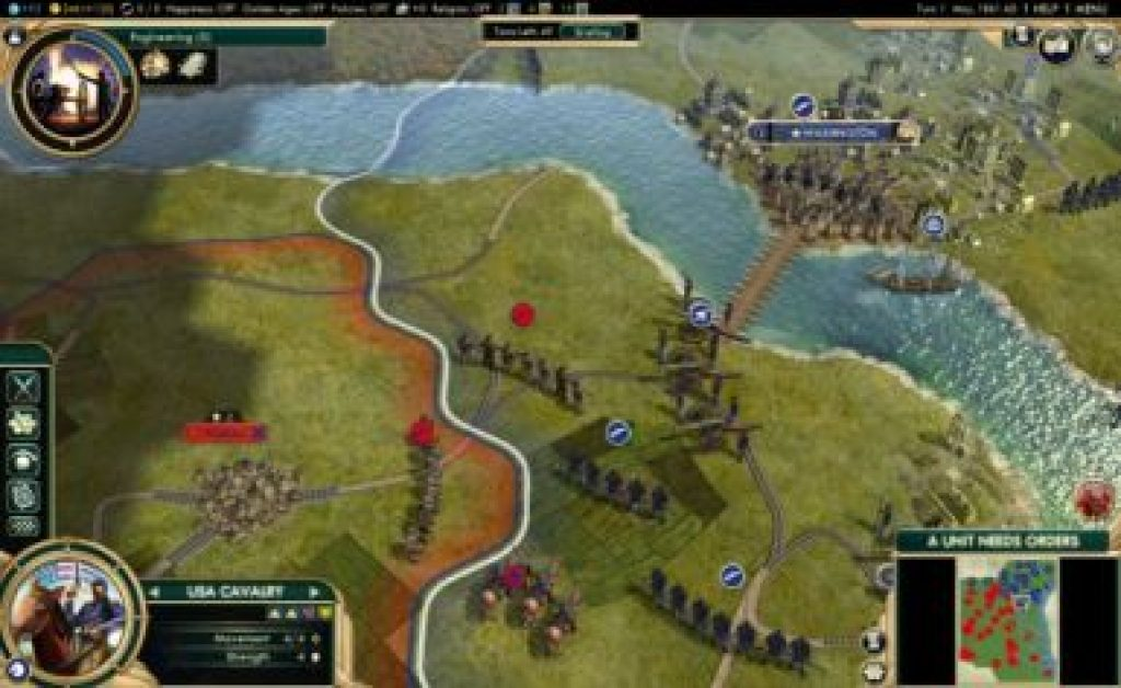 Civilization V torrent download pc