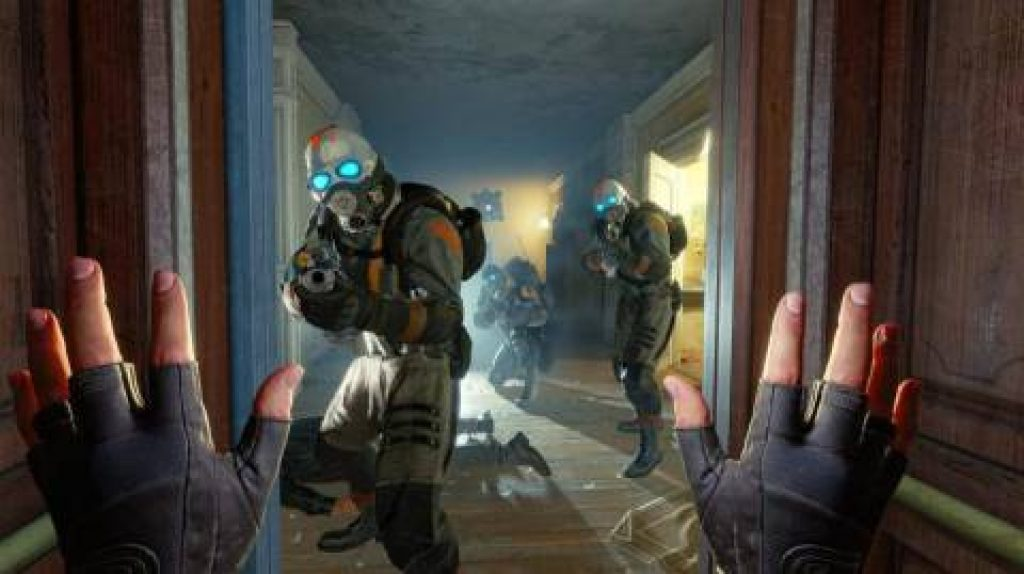 Half Life Alyx free download pc game