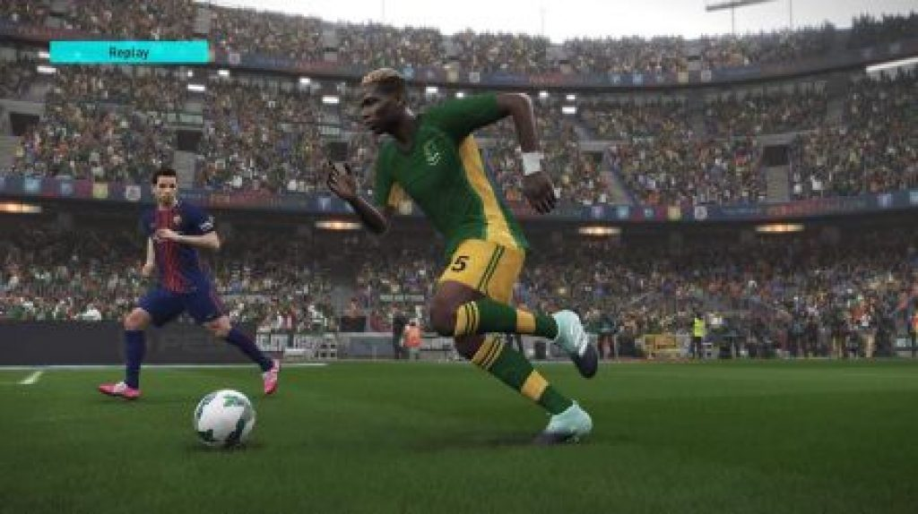 PES 2018 download for pc