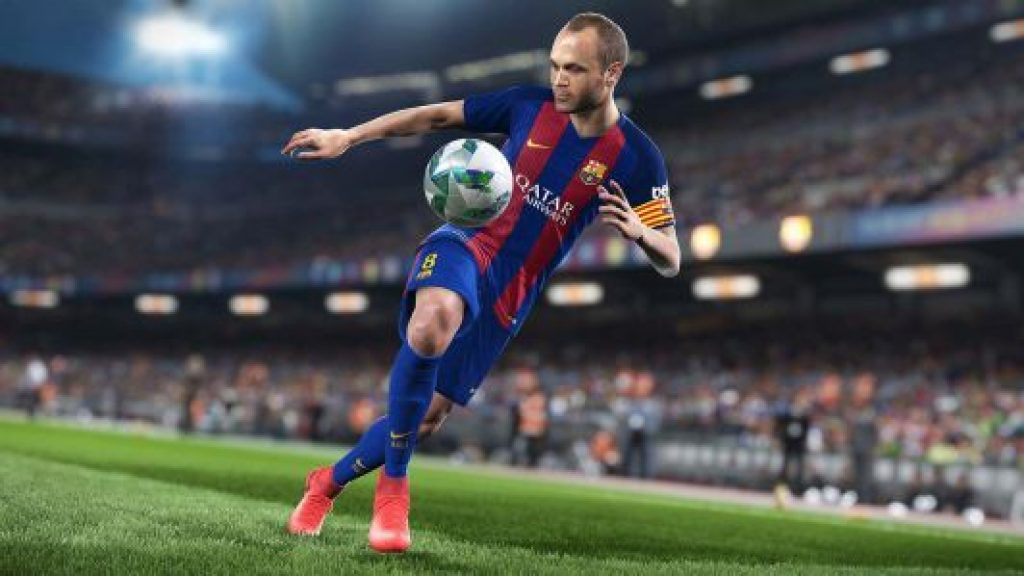 PES 2018 pc download