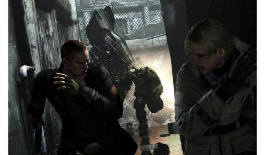Resident Evil 6 download pc game