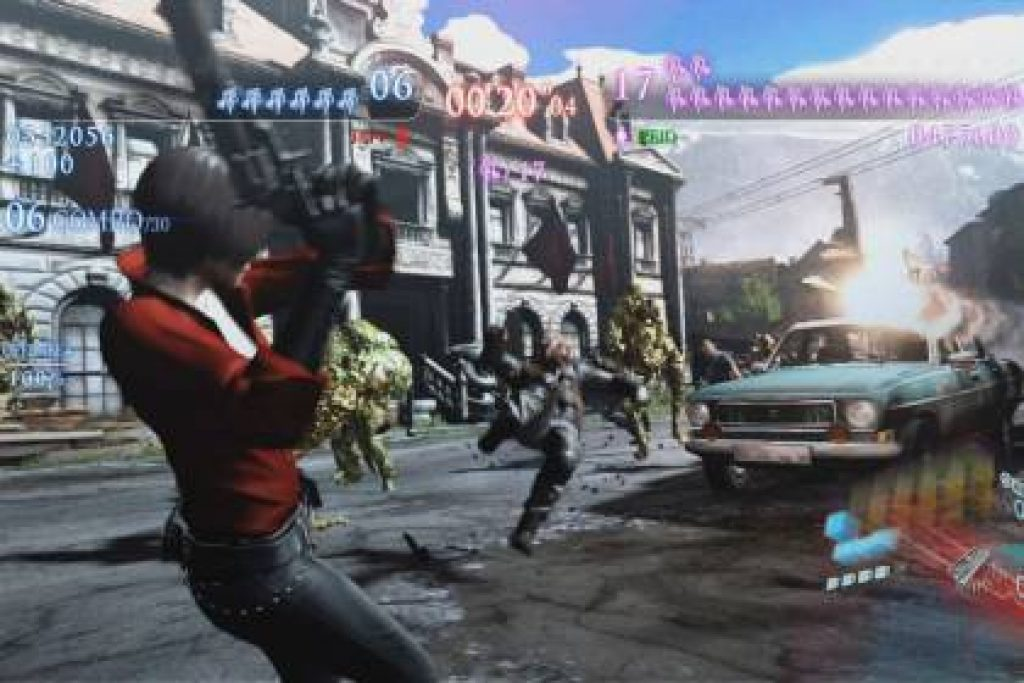 Resident Evil 6 highly compressed free download