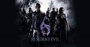 Resident Evil 6 torrent download pc