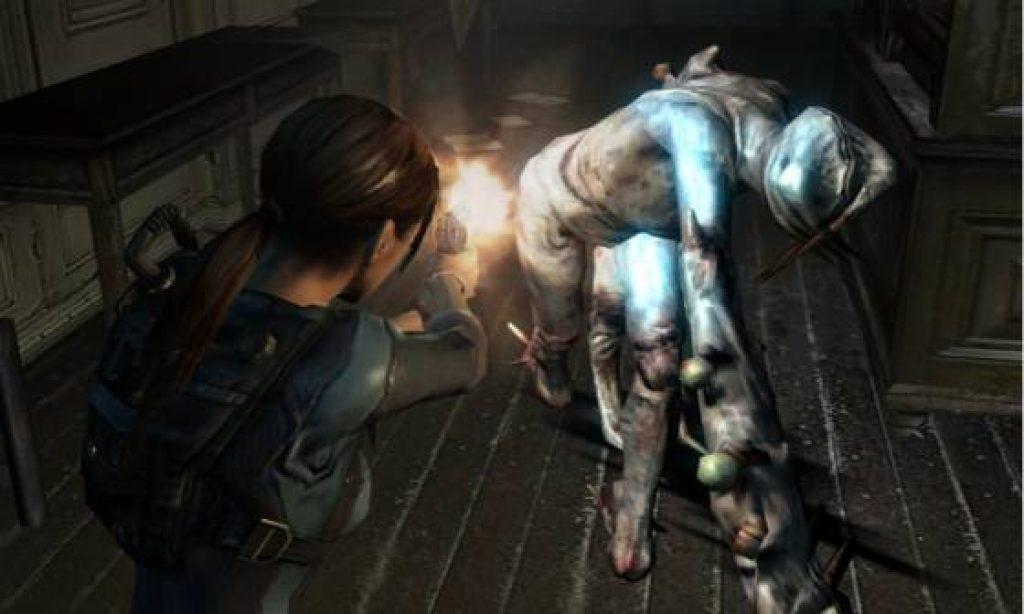 Resident Evil Revelations torrent download pc