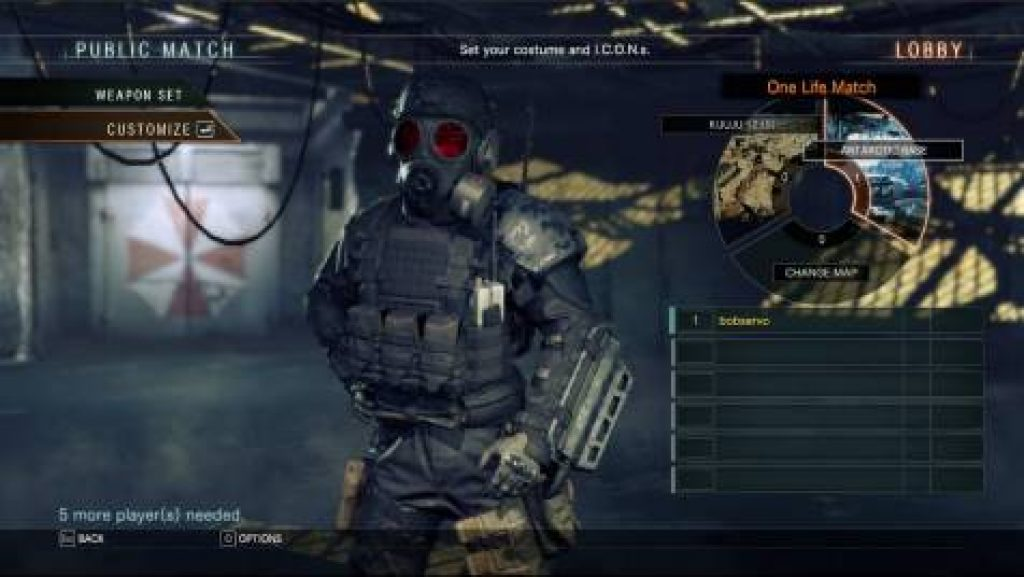 Umbrella Corps game download for pc