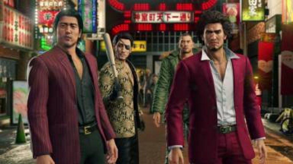 Yakuza Like a Dragon torrent download pc
