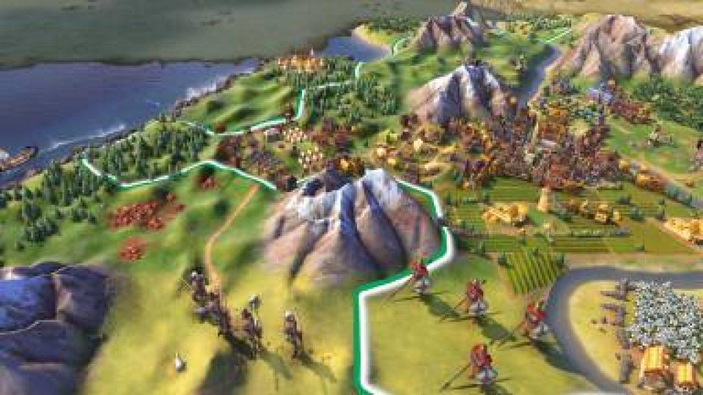 civilization vi download pc game