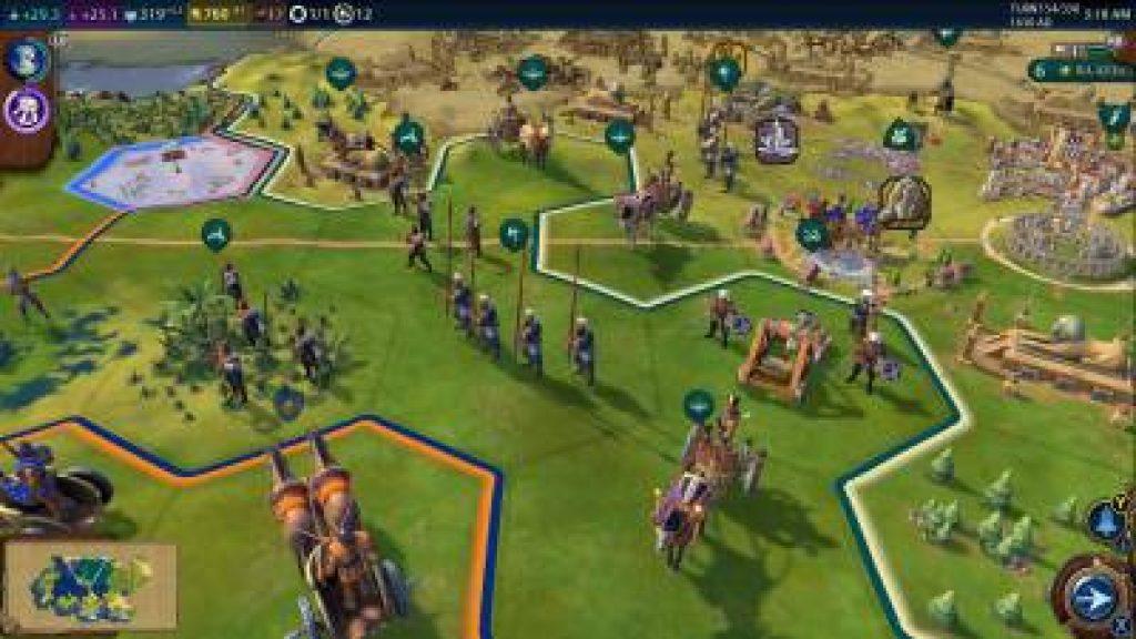 civilization vi game download for pc
