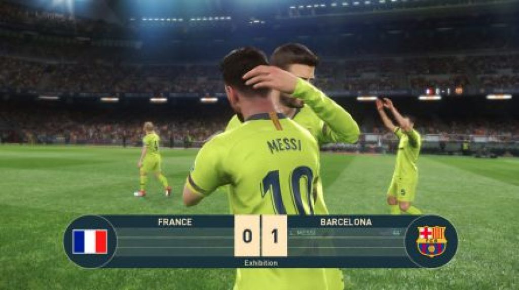 pes 2019 torrent download pc