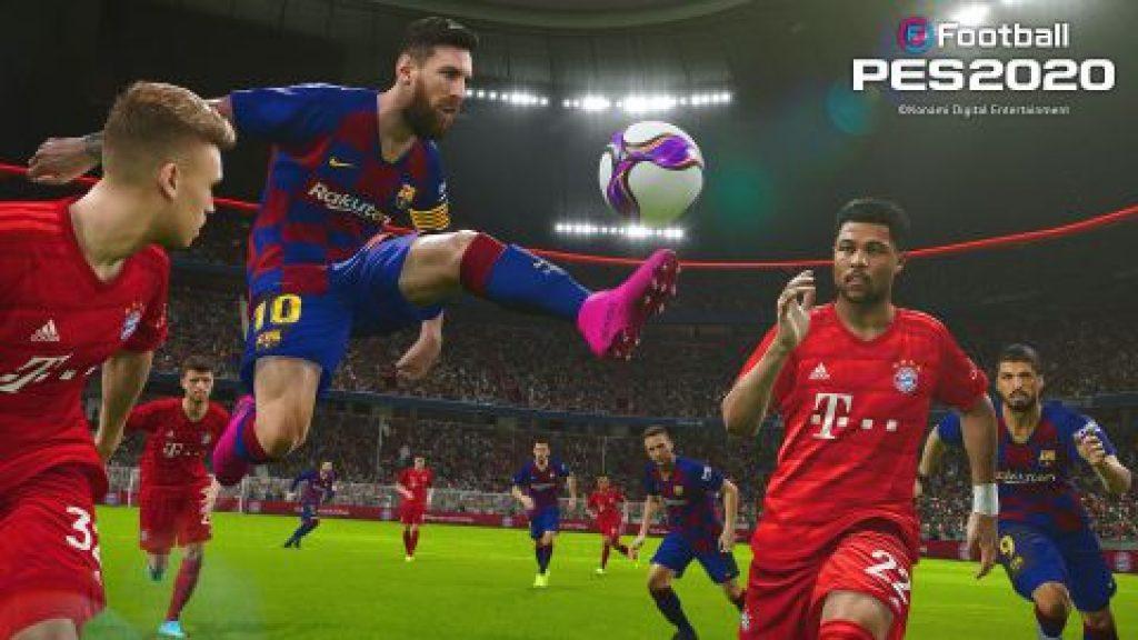 pes 2020 download pc game