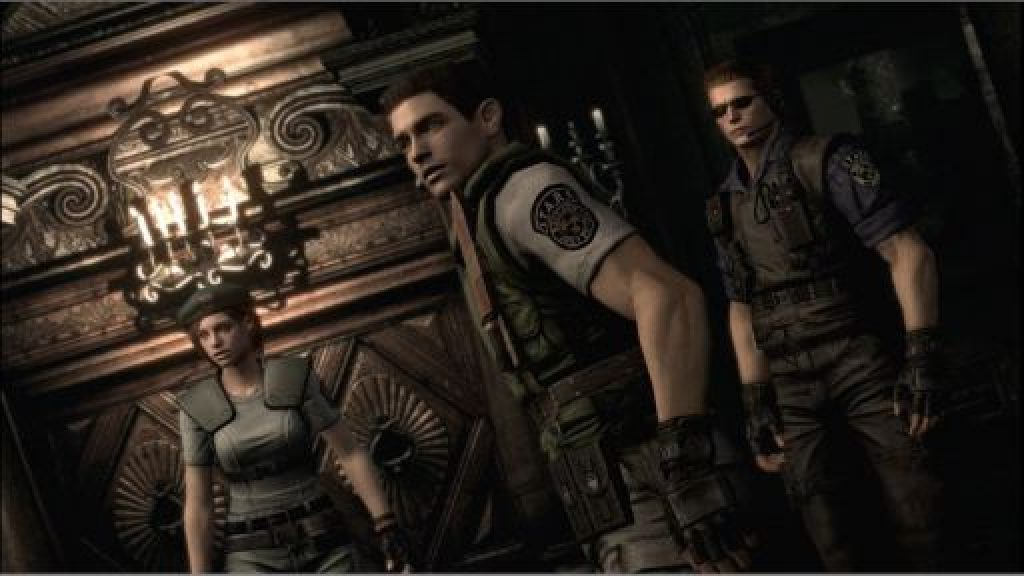 resident evil 1 hd remaster download pc game