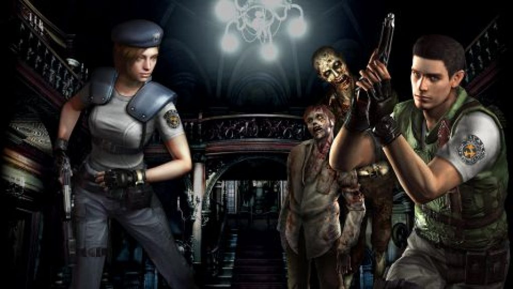resident evil 1 hd remaster free download pc game