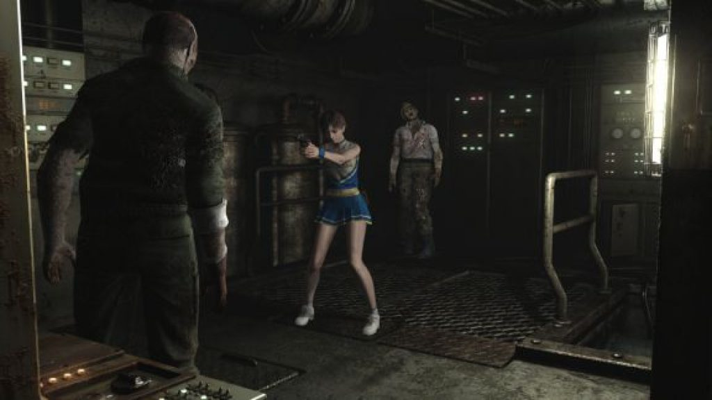 resident evil 1 hd remaster game download for pc