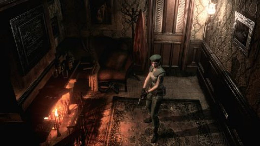 resident evil 1 hd remaster highly compressed free download