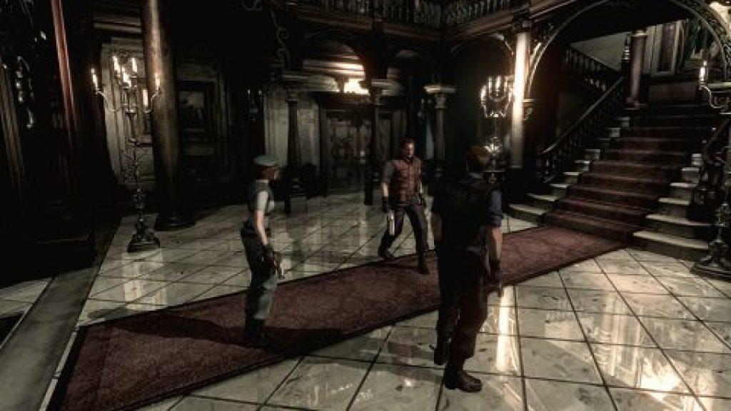 resident evil 1 hd remaster torrent download pc