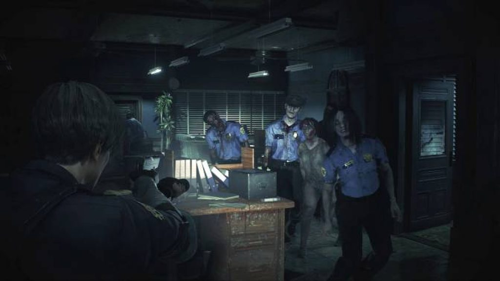 resident evil 2 game download for pc