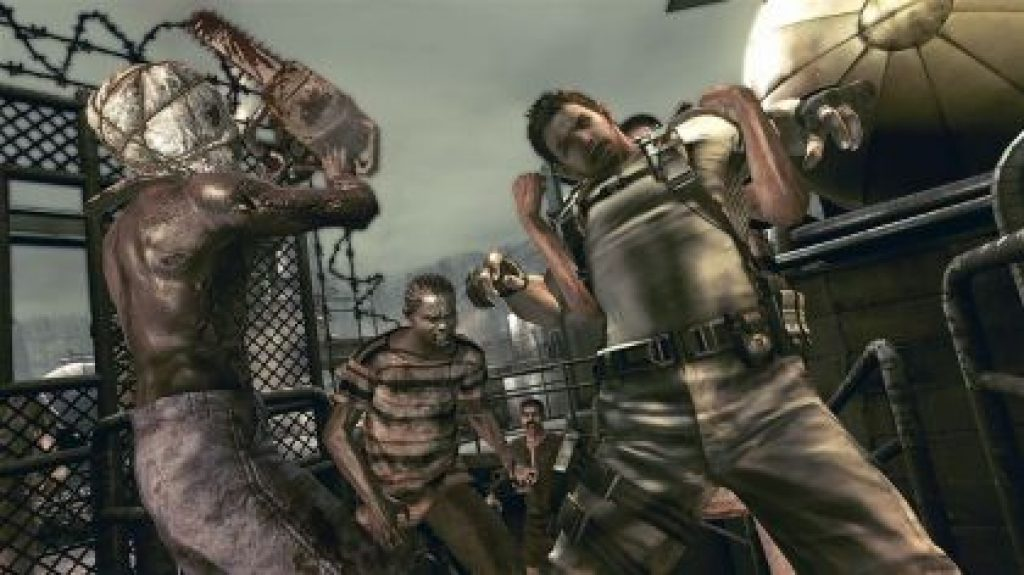 resident evil 5 download for pc