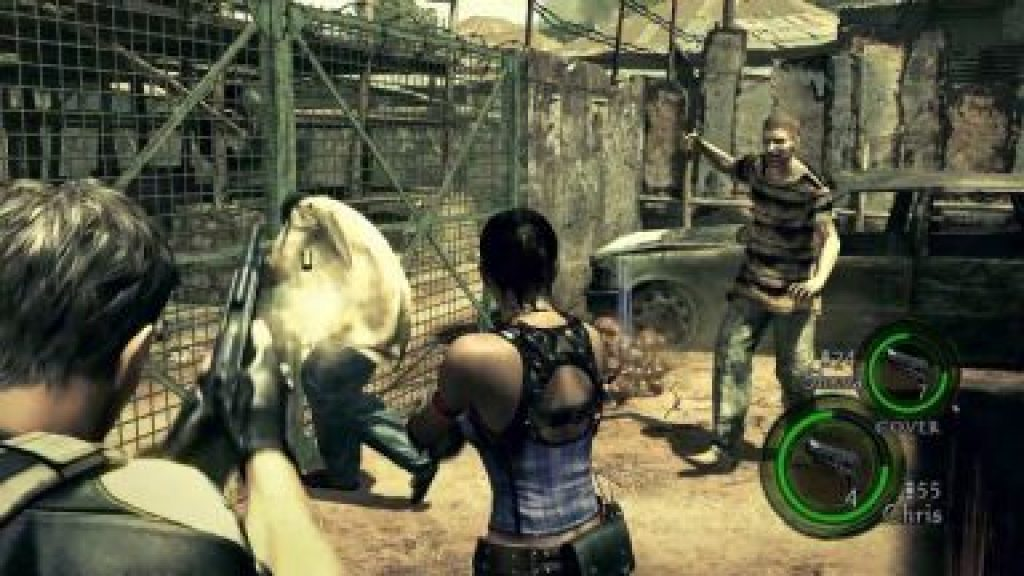 resident evil 5 download pc game