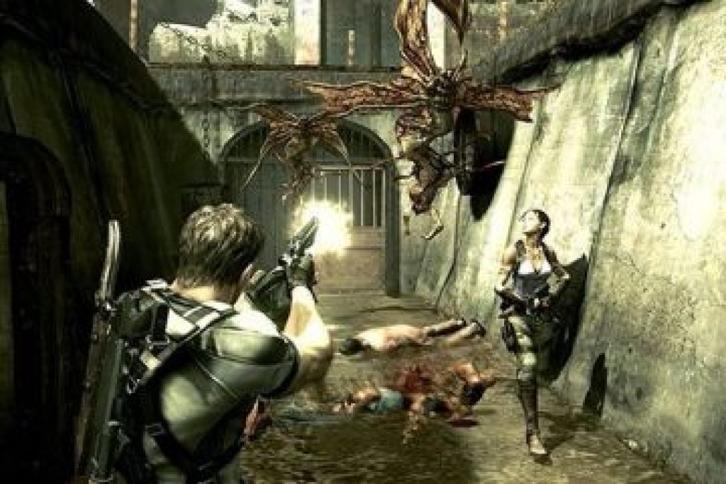 resident evil 5 game download for pc