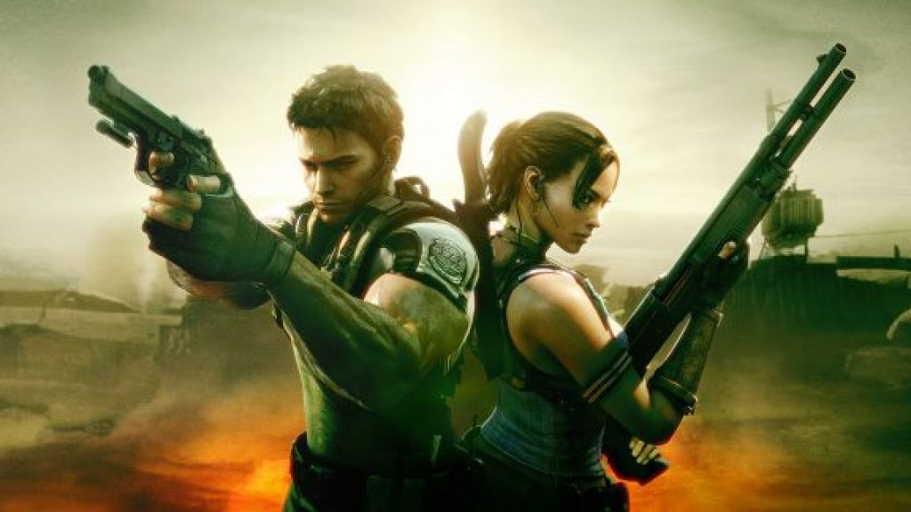 resident evil 5 highly compressed free download