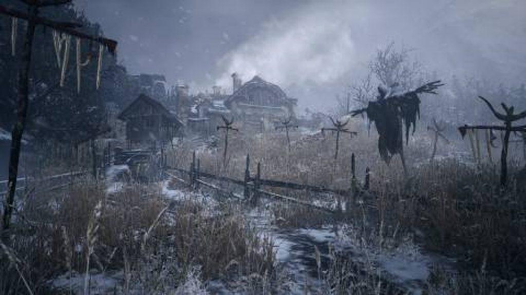 resident evil village game download for pc