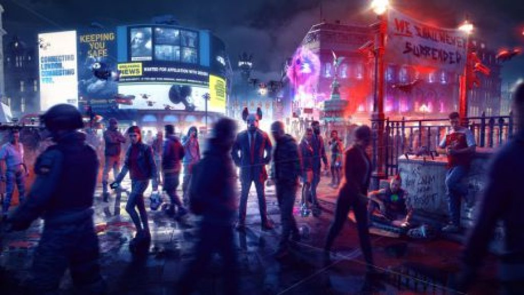 watch dogs legion free download pc game