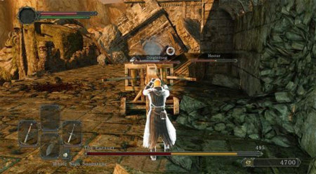 Dark Souls 2 free download pc game