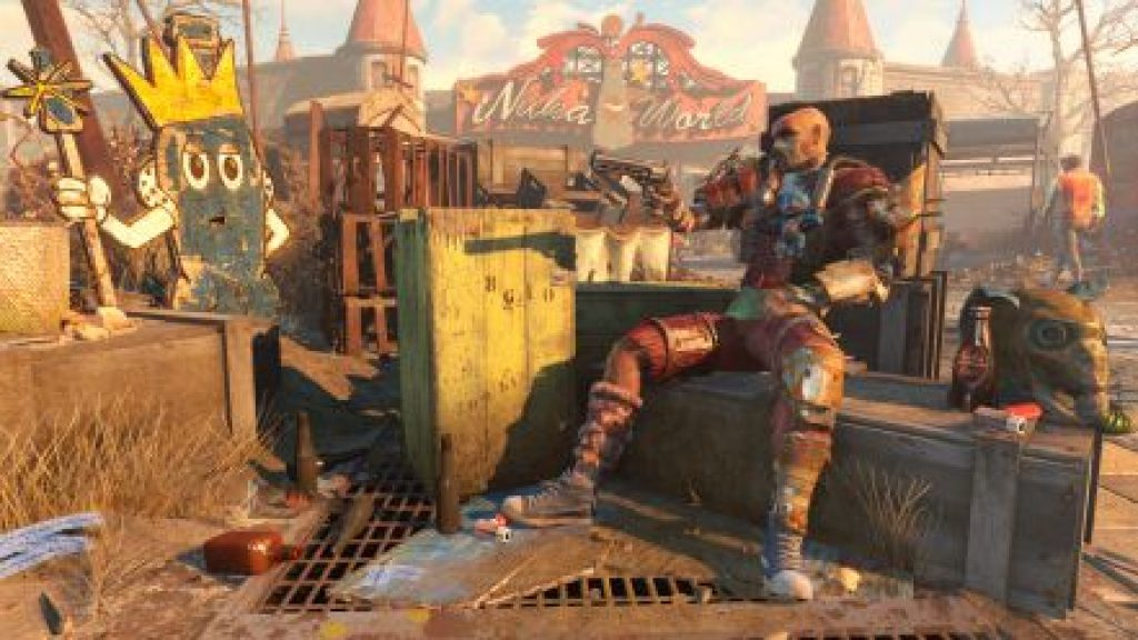 Fallout 4 game download for pc
