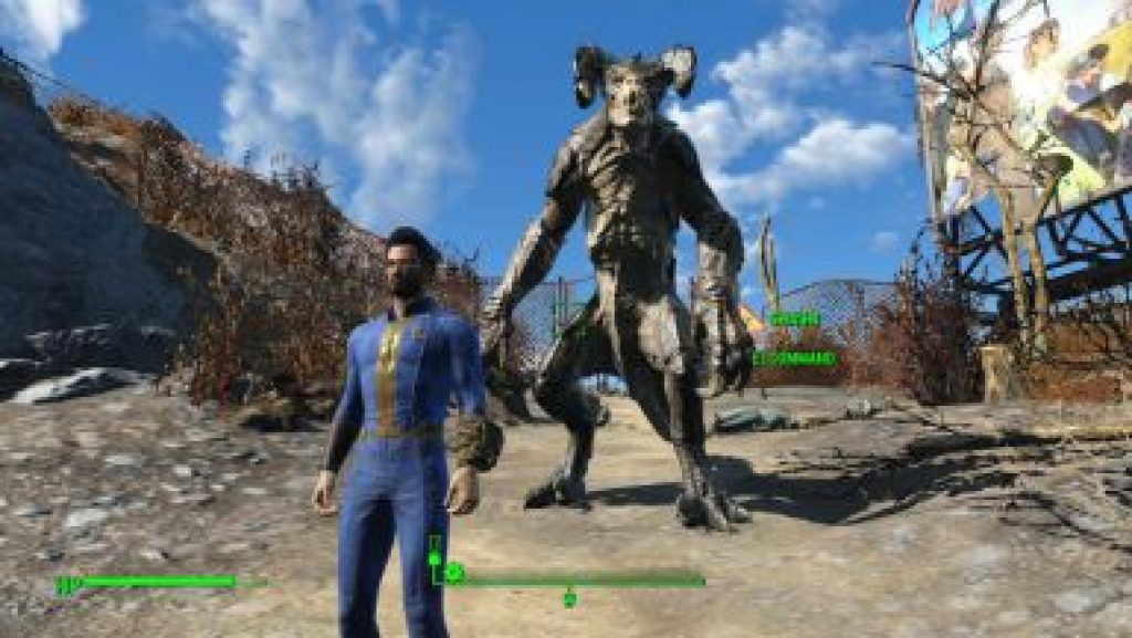 Fallout 4 torrent download pc