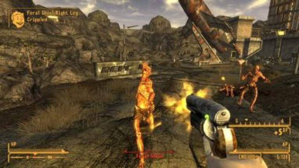 Fallout New Vegasfree download pc game