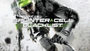 Splinter Cell Blacklist download pc game