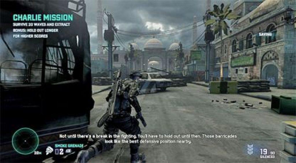 Splinter Cell Blacklist free download pc game