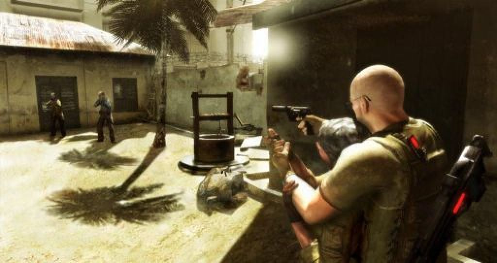Splinter Cell Double Agent download for pc