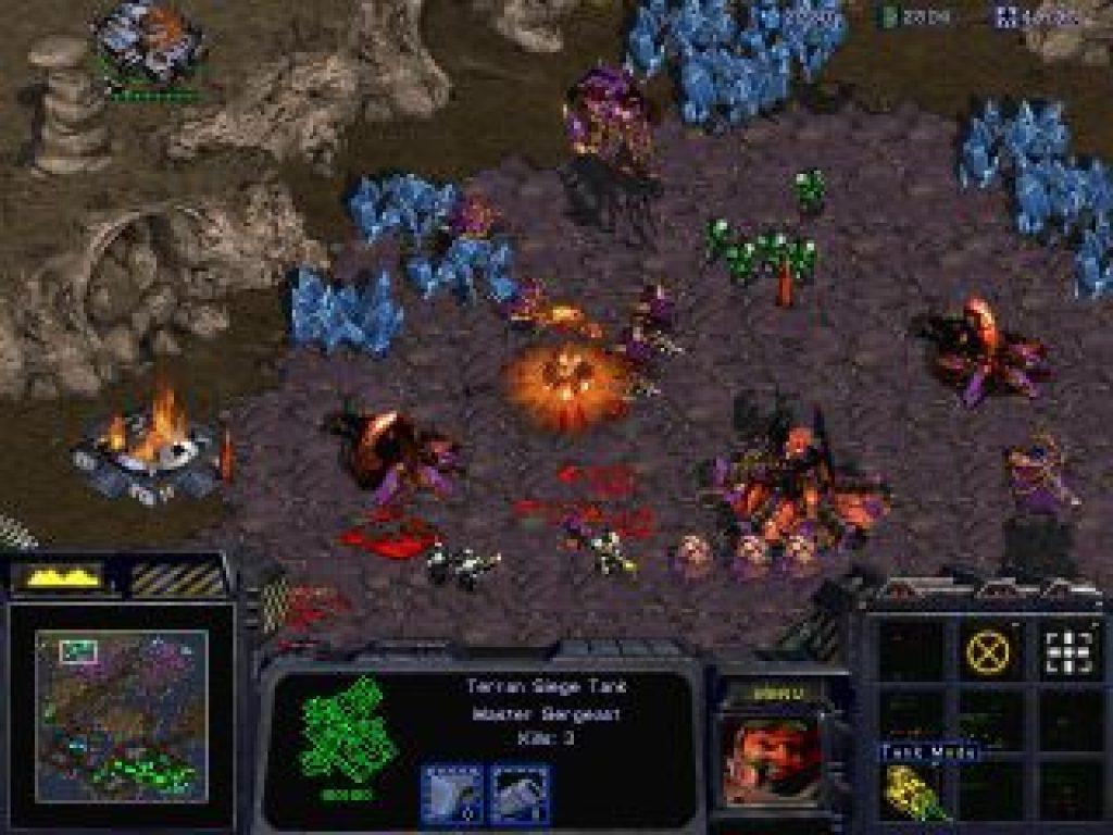 StarCraft Remastered free download pc game