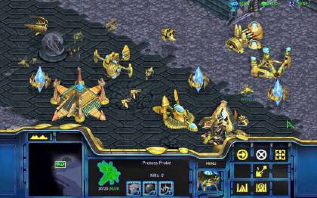StarCraft Remastered game download for pc