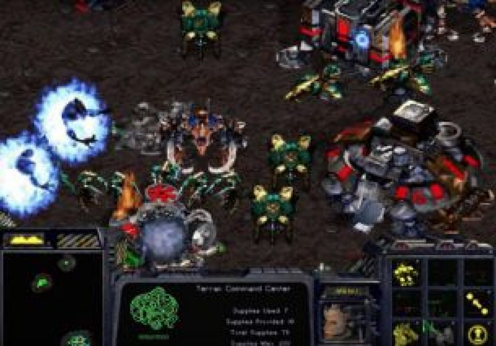 StarCraft Remastered highly compressed free download