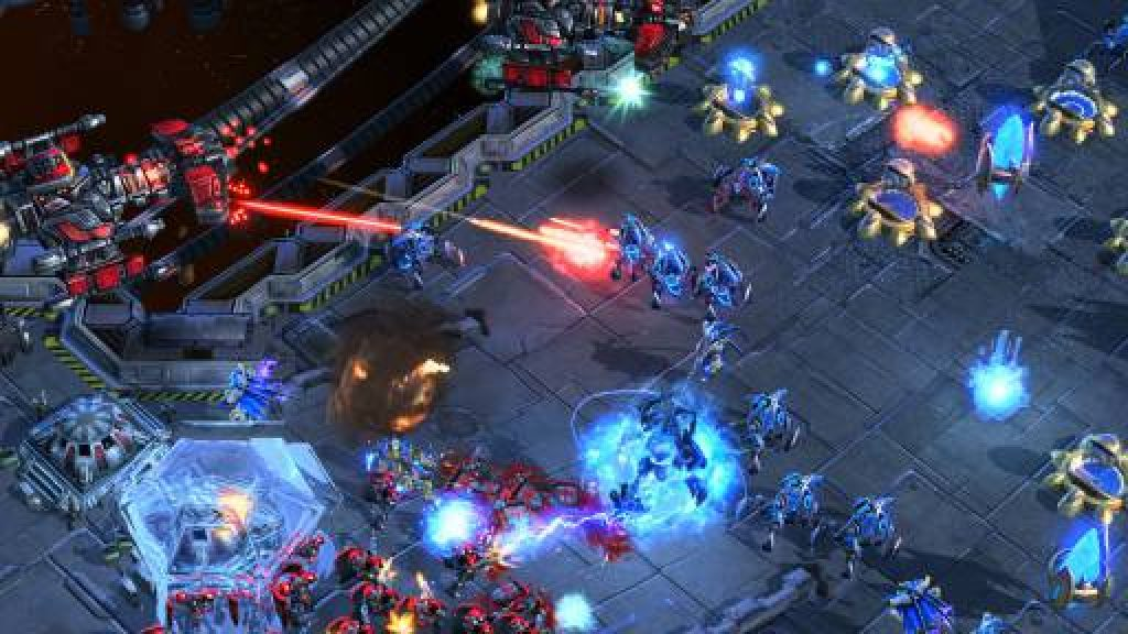 Starcraft II download for pc
