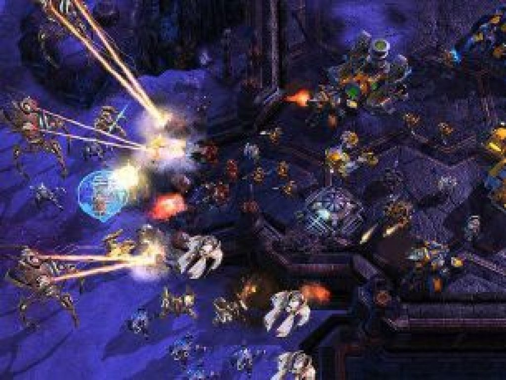 Starcraft II game download for pc