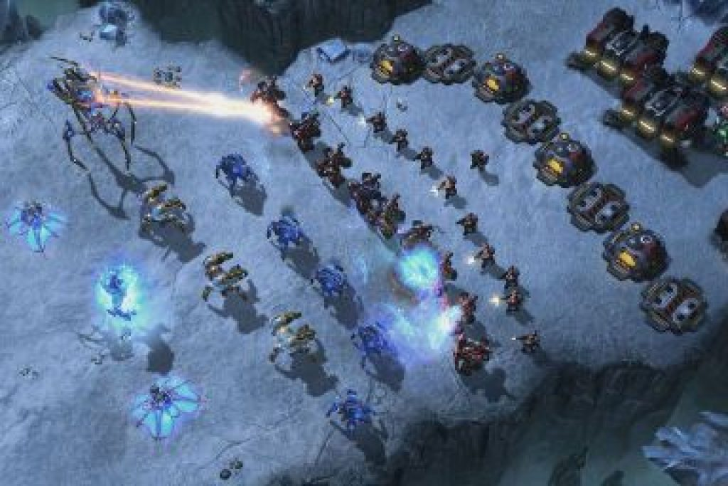 Starcraft II highly compressed free download