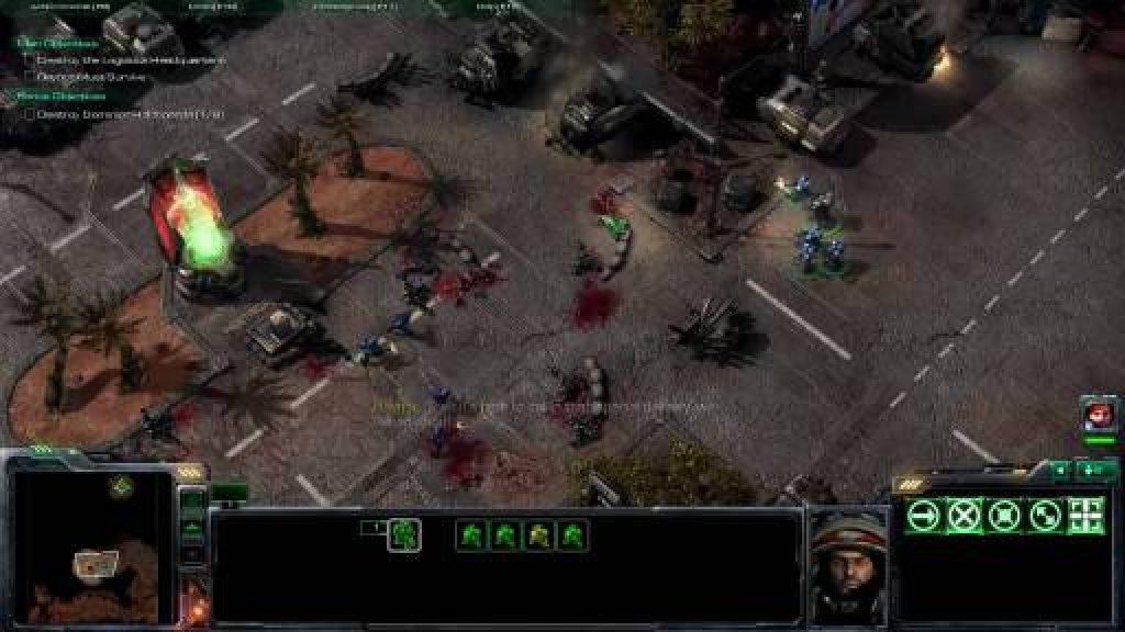 Starcraft II torrent download pc