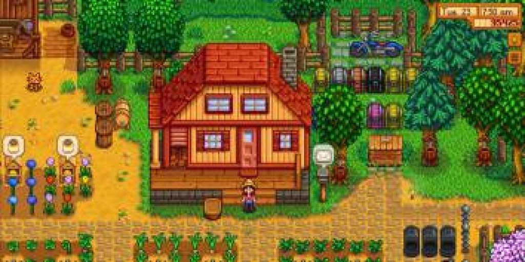 Stardew Valley highly compressed free download