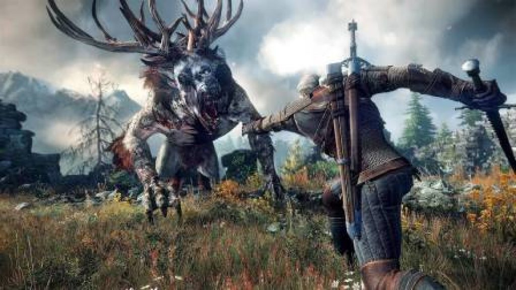 The Witcher 3 Wild Hunt game download for pc
