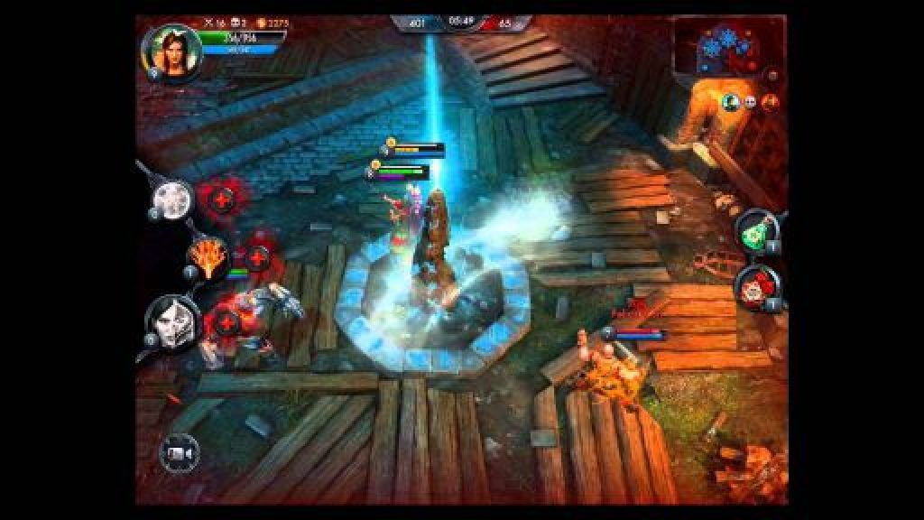 The Witcher Battle Arena download pc game