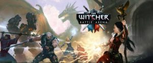 The Witcher Battle Arena pc download