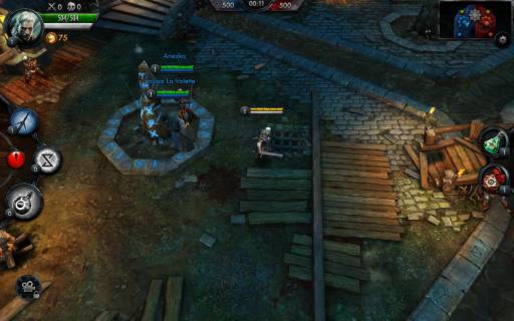 The Witcher Battle Arena torrent download pc