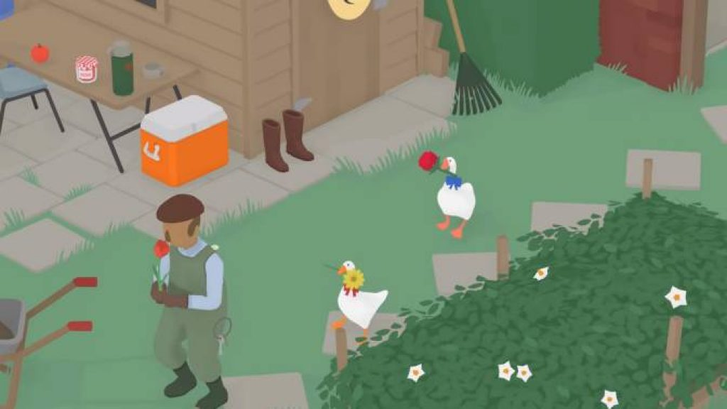 Untitled Goose Game free download pc game