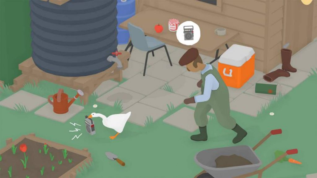 Untitled Goose Game torrent download pc