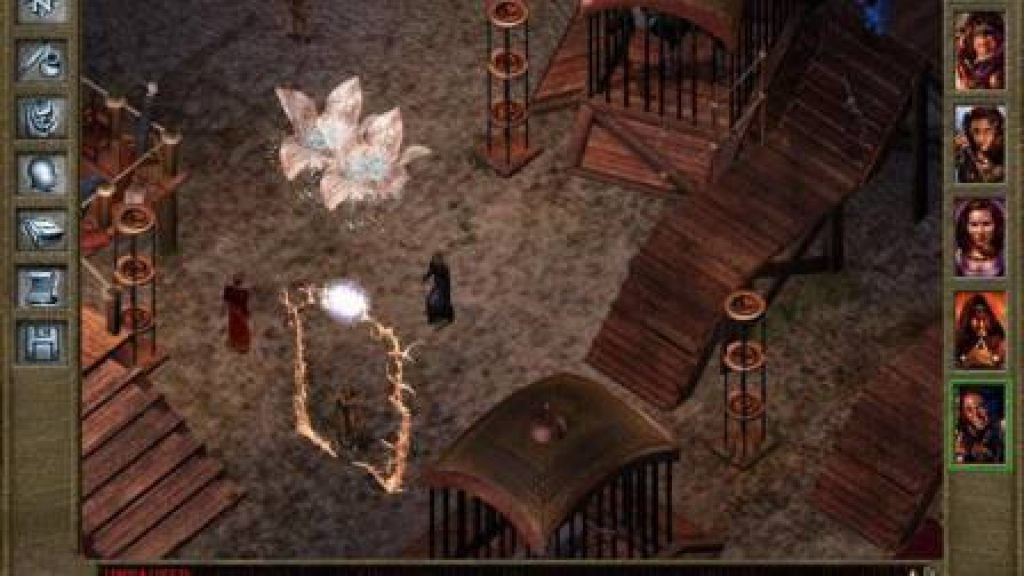 baldurs gate ii shadows of amn highly compressed free download
