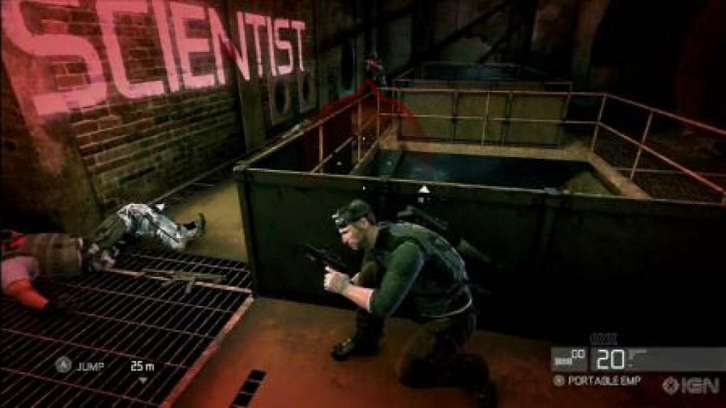 splinter cell conviction torrent download pc
