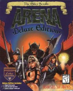 the elder scrolls 1 arena download for pc